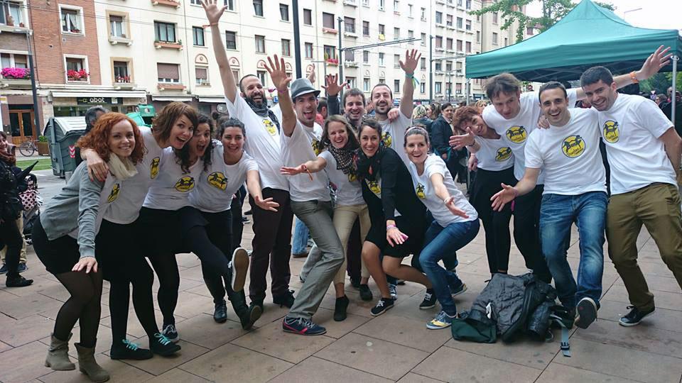 Comunidad de Pamplona Swing