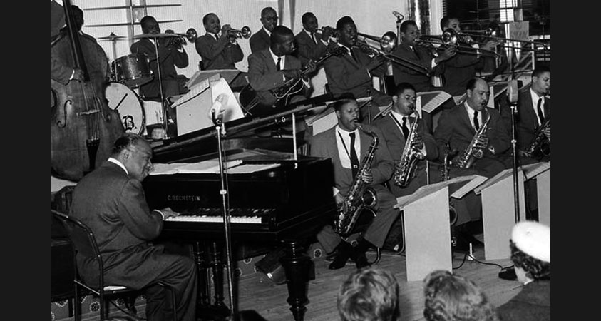 Big Band en la Era del Swing. La música en la era del swing